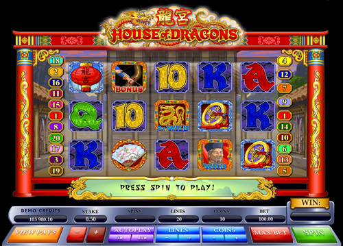 house-of-dragons online slot