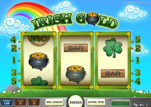 irish-gold online slot