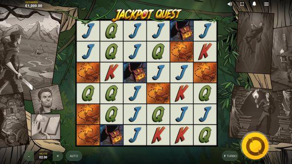 Jackpot Quest Vorschau