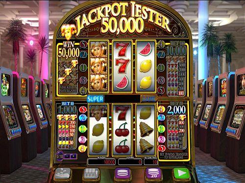 Jackpot Jeser 50000