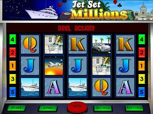 Jet Set Millions
