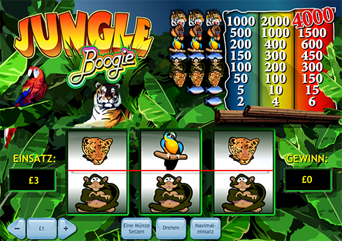 online slot jungle boogie im william hill