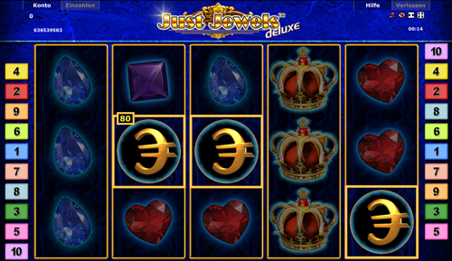 online slot just jewels im stargames casino