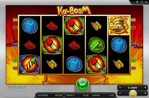 Spiele Ka-Boom - Video Slots Online