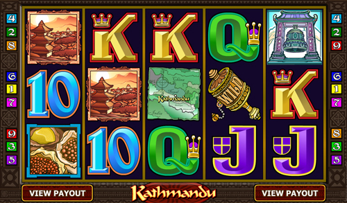kathmandu online slot