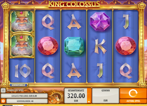 king-colossus online slot