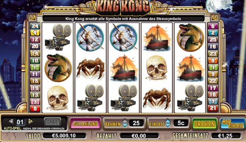 online slot king kong im intercasino