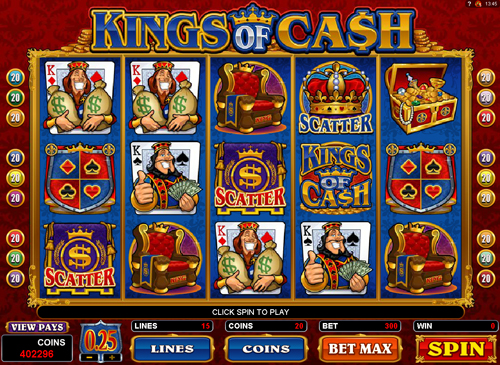 kings-of-cash online slot