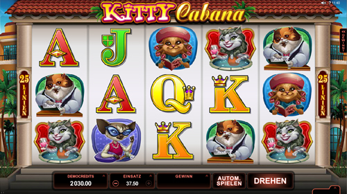 kitty-cabana online slot