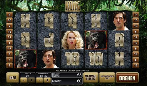 online slot kong im eurogrand casino