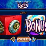 Kooza Bonus