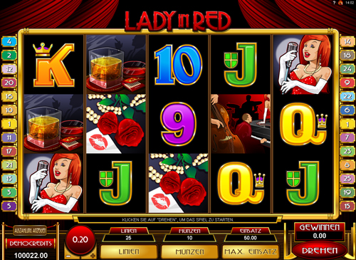 lady-in-red online slot
