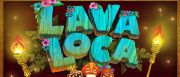 Lava Logo Slot Logo