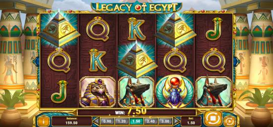 Legacy of Egypt Vorschau