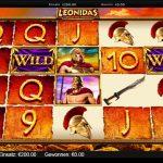 Leonidas Online Slot