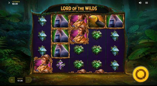 Lord of the Wilds Vorschau