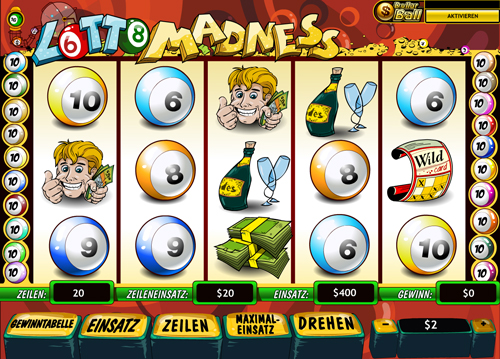 lotto-madness online slot