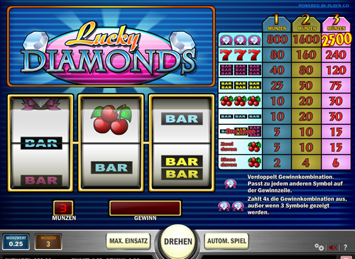 lucky-diamonds online slot
