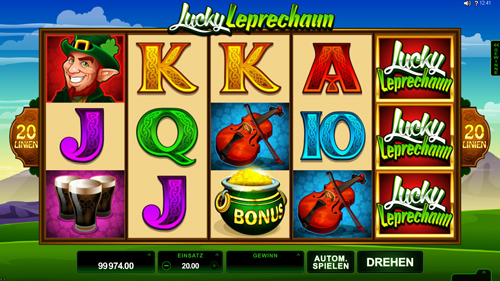lucky-leprechaun online slot