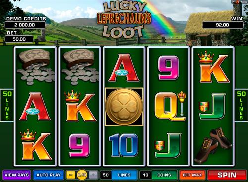 lucky-leprechauns-loot online slot