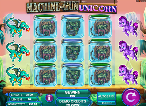 machine-gun-unicorn online slot