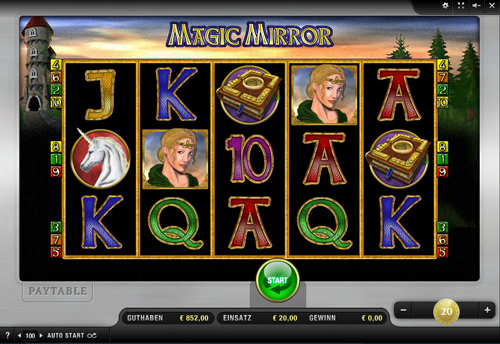 magic mirror online slot im sunmaker casino