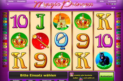 online slot magic princess im stargames casino