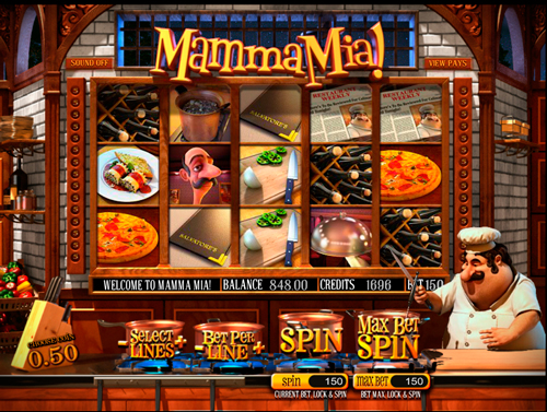 Spiele Mamma Mia - Video Slots Online