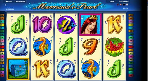 novoline slot mermaids pearl im stargames casino