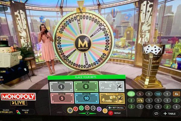 Monopoly Live Vorschau