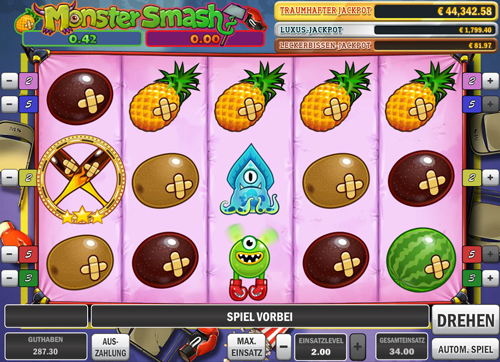 monster-smash online slot