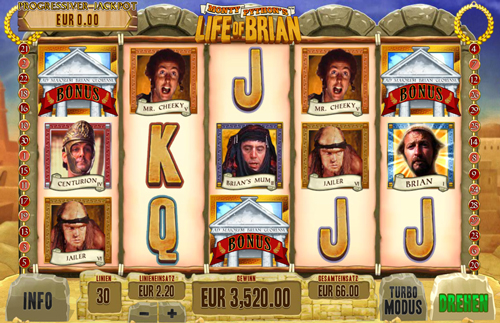 monty-pythons-life-of-brian online slot