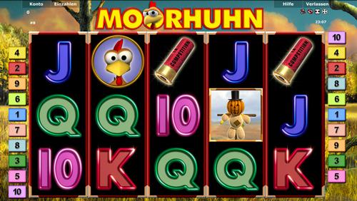 online slot moorhuhn von novoline im stargames casino