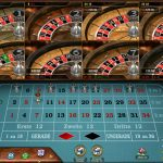 Multi Wheel Roulette Gold Gewinn