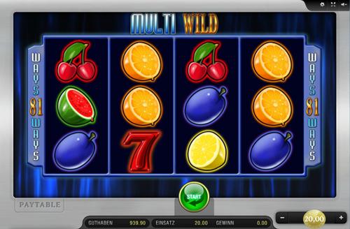 Multi Wild Online