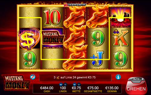 mustang-money online slot