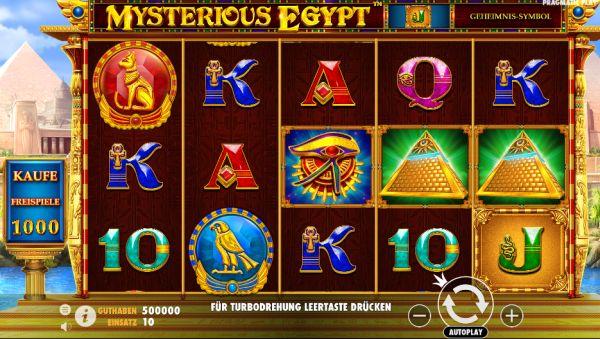 Mysterious Egypt Vorschau