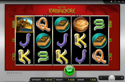 mystic dragon online slot im sunmaker casino