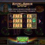 Mystic Mirror Bonus
