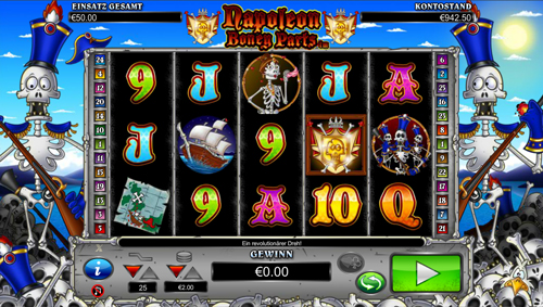 napoleon-boney-parts online slot