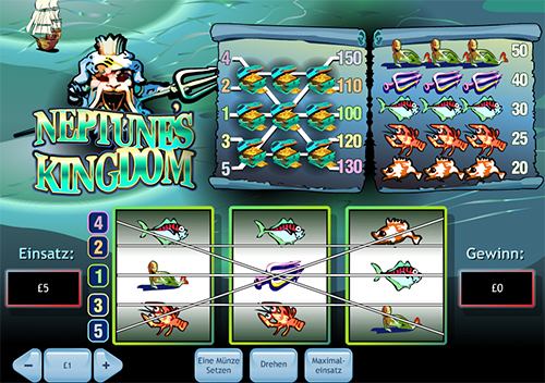 online slot neptuns kingdom im william hill