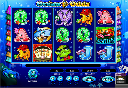 ocean odds im 888 casino