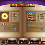old king cole bonus