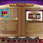 old king cole feature