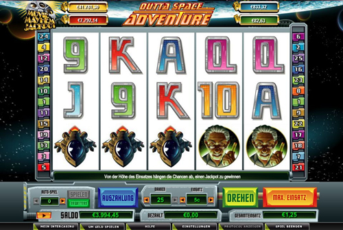 outta space adventure online slot im intercasino