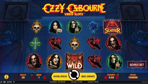 Ozzy Osbourne Vorschau