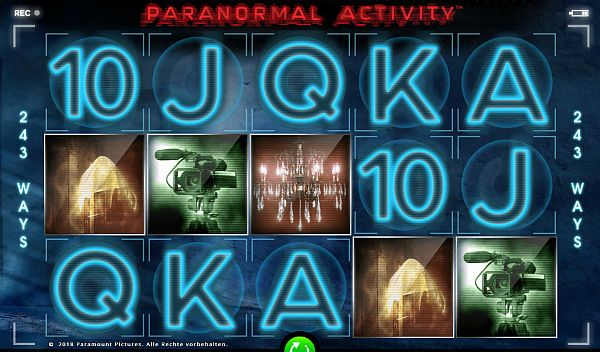 Paranormal Activity Vorschau