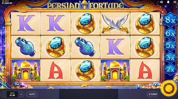 Persian Fortune Vorschau