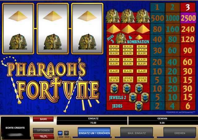Pharaohs Fortune Vorschau