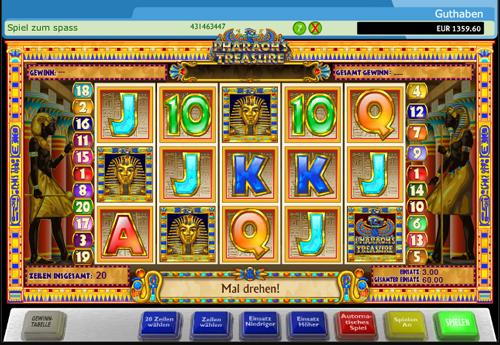 casino online bonus pharao online spielen